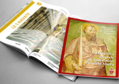 Guida della Basilica di San Paolo fuori le Mura