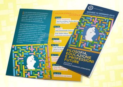 Filosofia, educazione e professioni future